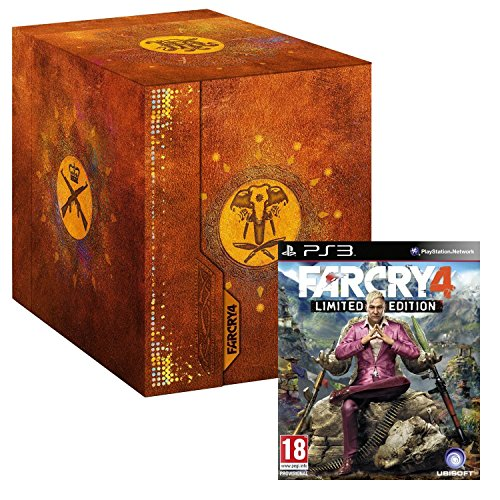 UBISOFT FAR CRY 4 KYRAT EDITION PER PS3 VERSIONE ITALIANA