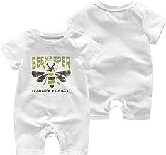 Baby Bodysuit Jumpsuit Beekeeper Farmer Pajamas One-Piece Rompers