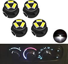 Sponsored Ad - SMD AC Climate Heater Control LED Light Bulbs Kit Replacement for Dodge Ram 1500 2500 3500 2003-2008 T5/T4....