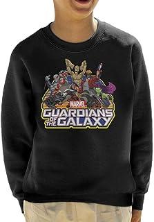 Marvel Guardians of The Galaxy Attack Kid's Sweatshirt