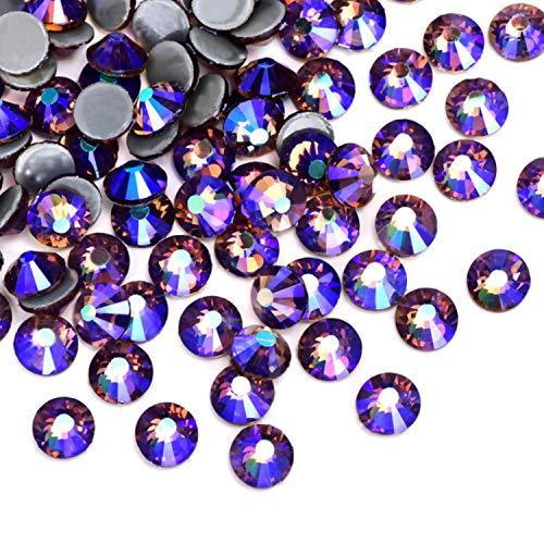 стразы Better DMC Hotfix Rhinestones Iron On Rhinestones High Quality Hot Fix Rhinestone Glass Crystal AB DIY Clothes Y2792