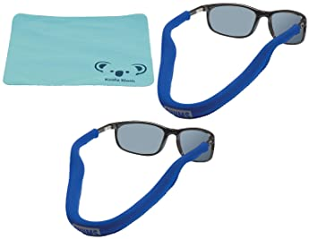Blue SOIMISS Sunglass Unisex Floating Sunglass Strap Eyeglass Glasses Retainer for Water Sports Rafting Drift Fishing