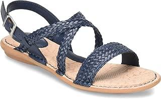 Best navy sandals flat Reviews
