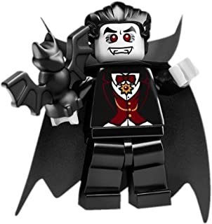 LEGO Series 2 Collectible Minifigures - Vampire Minifigure with Bat