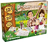 Science 4 You Papel (Re) Ciclo, Rango de Eco-Ciencia, Kit Educativo Stem para niños a Partir de 8 años.