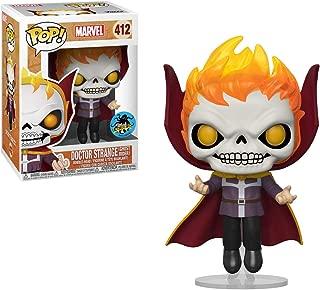 Funko Pop! Marvel #412 Doctor Strange Ghost Rider (2018 Comikaze Exclusive)