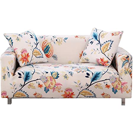 Printed Sofa Cover Stretch Couch Cover Durable Sofa Slipcovers for Sofa Couch US