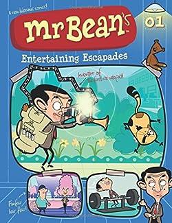 Mr Bean's Entertaining Escapades