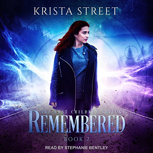 Remembered     The Lost Children Trilogy, Book 2              De :                                                                                                                                 Krista Street                               Lu par :                                                                                                                                 Stephanie Bentley                      Durée : 7 h et 34 min     Pas de notations     Global 0,0