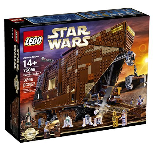 LEGO Sandcrawler Star Wars Juego Set
