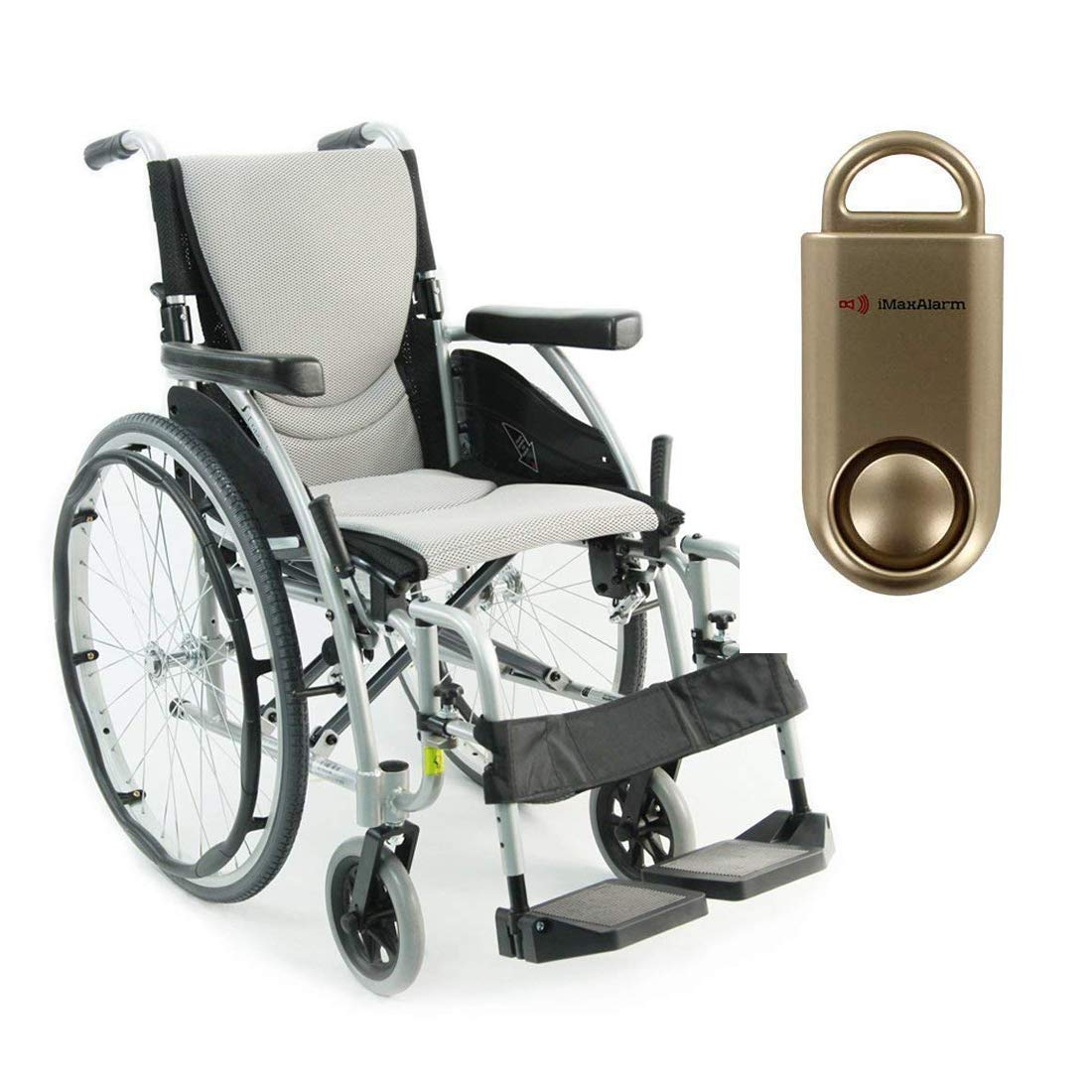 Karman S-Ergo 115 Ultra Low price Lightweight Seat New York Mall Ergonomic Wheelchair