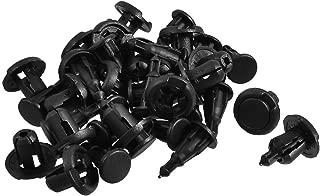 KKmoon Auto Attache Clips 200PCS Voiture Mix/ée Porte Universel Panneau De Garnissage Rivet Clip Plastique Pare-Chocs Retenue Clips Voiture Accessoires De Voiture pour Toutes Les Voitures