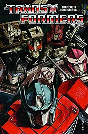 Transformers Volume 2: International Incident by Mike Costa(2010-12-21)