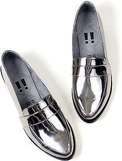 FELICIFIC Zapato para Mujer Espejo