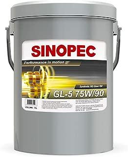 75W90 Synthetic EP Gear Lube - 35LB. (5 Gallon) Pail (1)