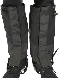 VGEBY Leg Gaiters Waterproof Adjustable Snow Boot Gaiters for Hiking Snowshoeing Hunting Climbing Men and Women
