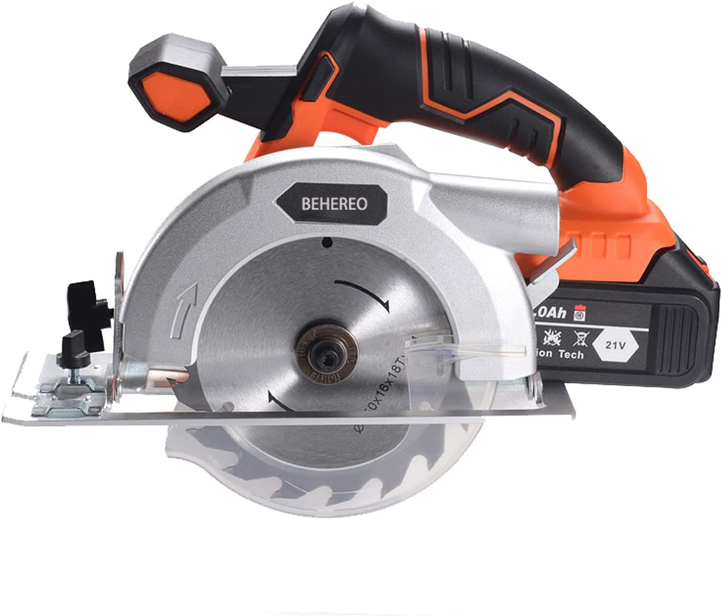 BEHEREO Power Tools Namely Circ Super intense SALE Saws Max 70% OFF Circular Battery-Powered