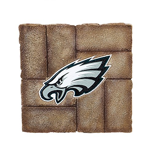 Team Sports America Philadelphia Eagles Garden Paver Team Logo Decorative Stepping Stone