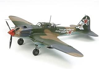 Tamiya America, Inc 1/48 Ilyushin IL-2 Shturmovik Aircraft, TAM61113