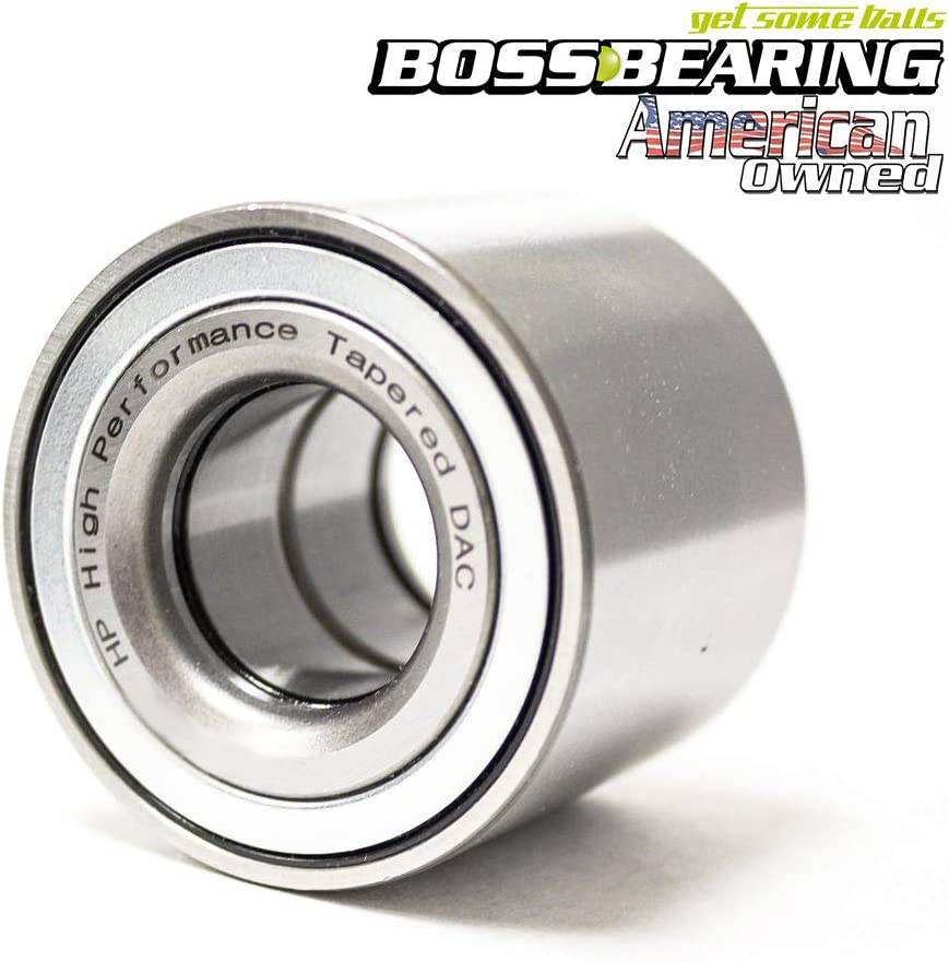 BossBearing Premium Front Rear Upgraded High Seattle Mall Tapered Perform Special price for a limited time DAC