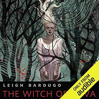 The Witch of Duva audiobook cover art