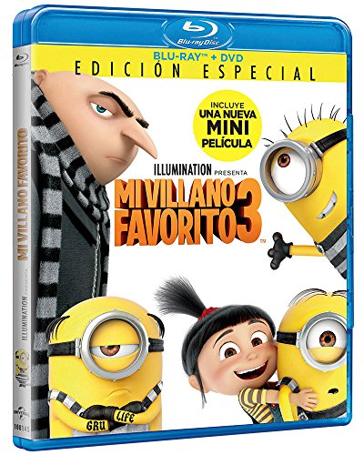 Mi Villano Favorito 3 [Blu-ray]