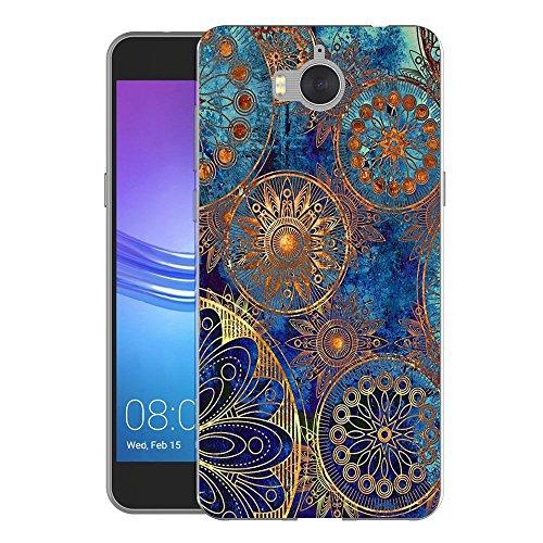 Huawei Y5 2017 / Huawei Y6 2017 Funda, FoneExpert® Carcasa Cover Case Funda de gel TPU silicona Para Huawei Y5 2017 / Huawei Y6 2017
