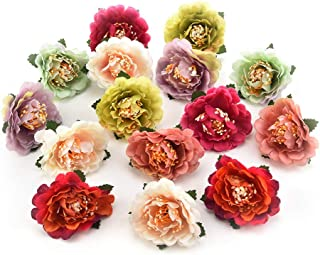 Best artificial flowers for hats Reviews
