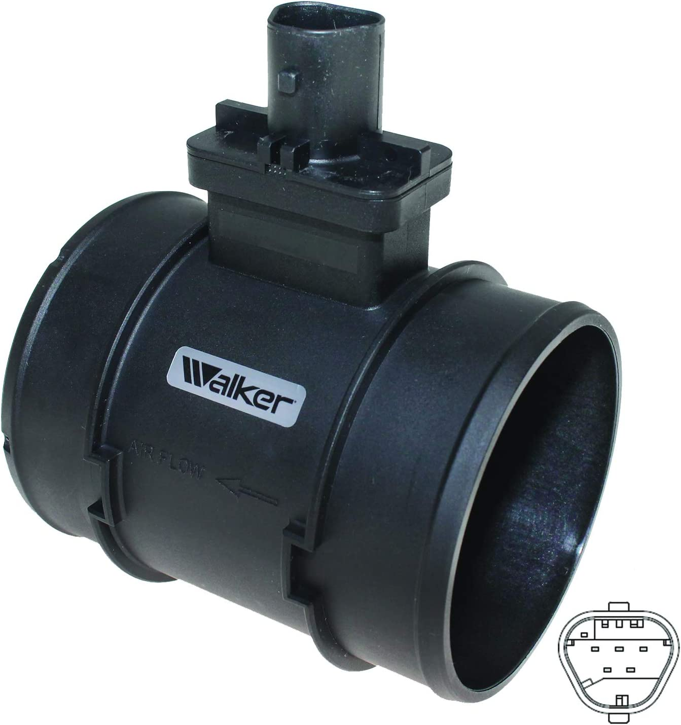 Sale special price Walker Products 245-1253 Mass Sensor Assembly San Diego Mall Air Flow