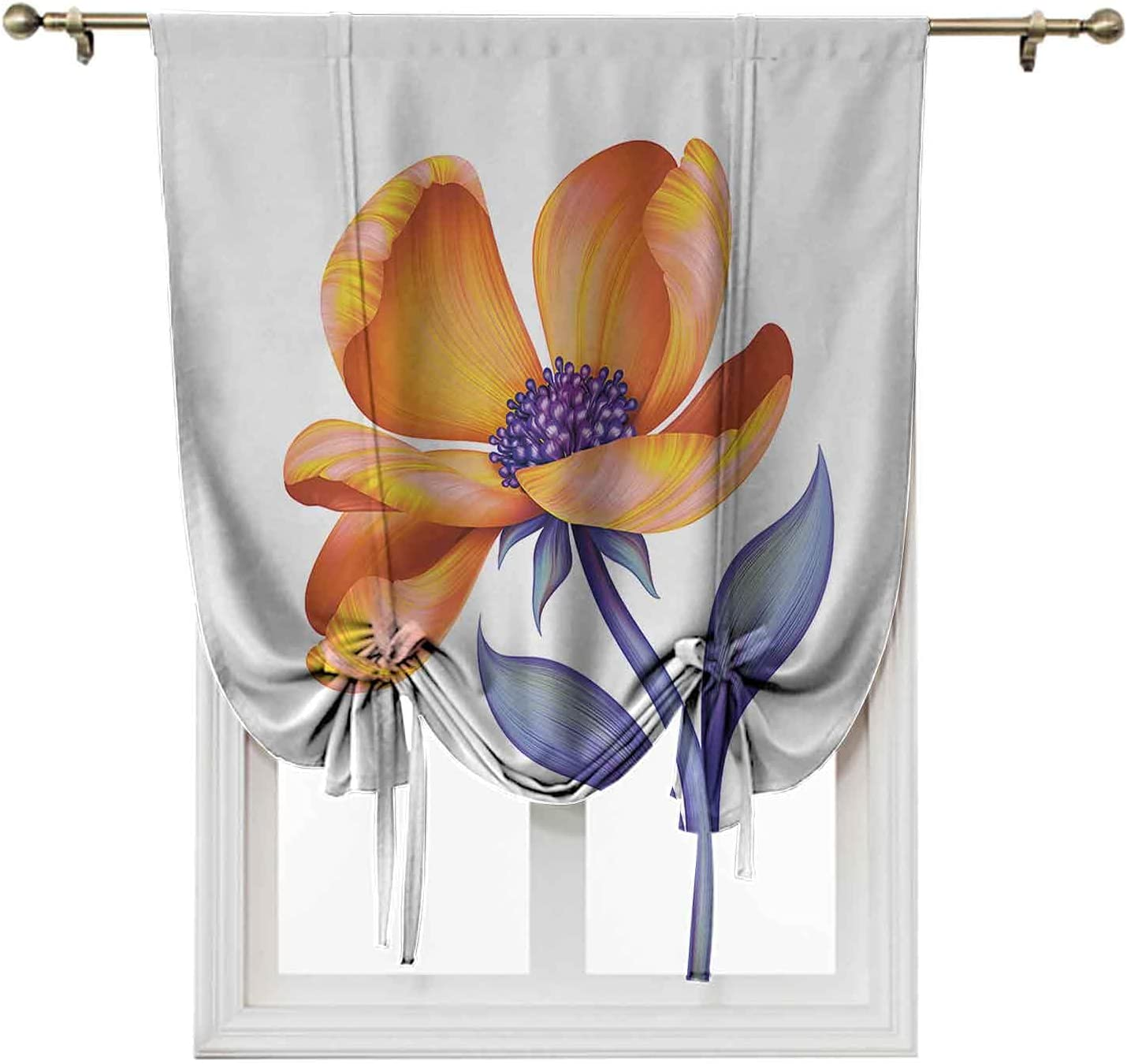Tie Up Curtains 46