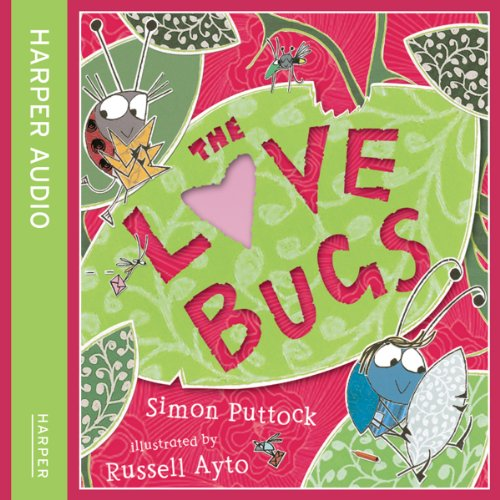 The Love Bugs audiobook cover art