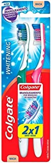 Escova Dental Colgate Whitening 2unid Promo Leve 2 Pague 1
