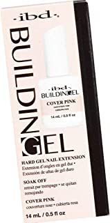ibd - Building Gel - Hard Gel Nail Extension - Cover Pink - 14ml / 0.5oz