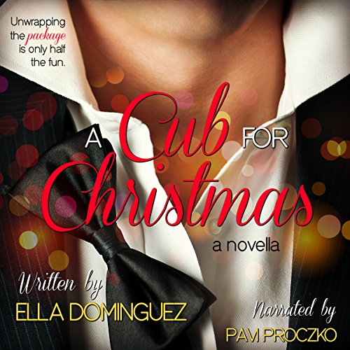 A Cub for Christmas Audiobook By Ella Dominguez cover art