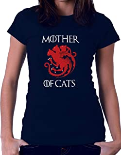 Tshirt Game of Thrones Mother of Cats - Il Trono di Spade - Serie TV