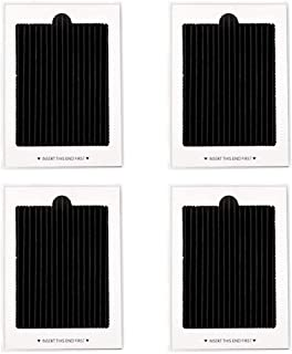 Carbon-activated Air Filter Refrigerator Air Filters Replacement Compatible with Frigidaire and Electrolux 242047801, 2420...