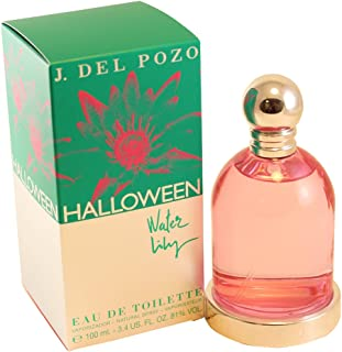 Halloween Water Lily by Jesus Del P-Ounceso For Women. Spray 3.4-Ounces