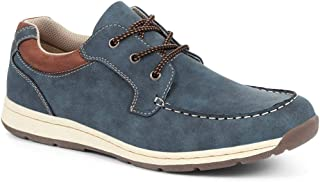 Pavers Wide Fit Boat Shoes 317 185