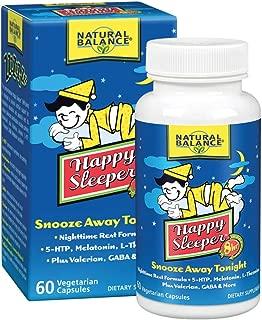 natural balance happy sleeper