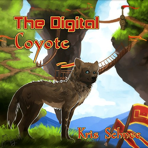 The Digital Coyote audiobook cover art