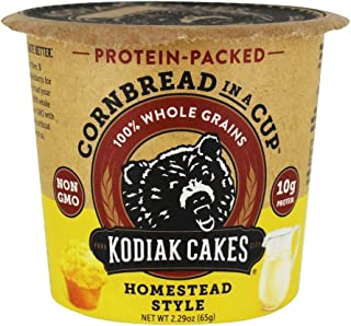 Kodiak Cakes - Protein-Packed Cornbread in a Cup - 2.29 oz.