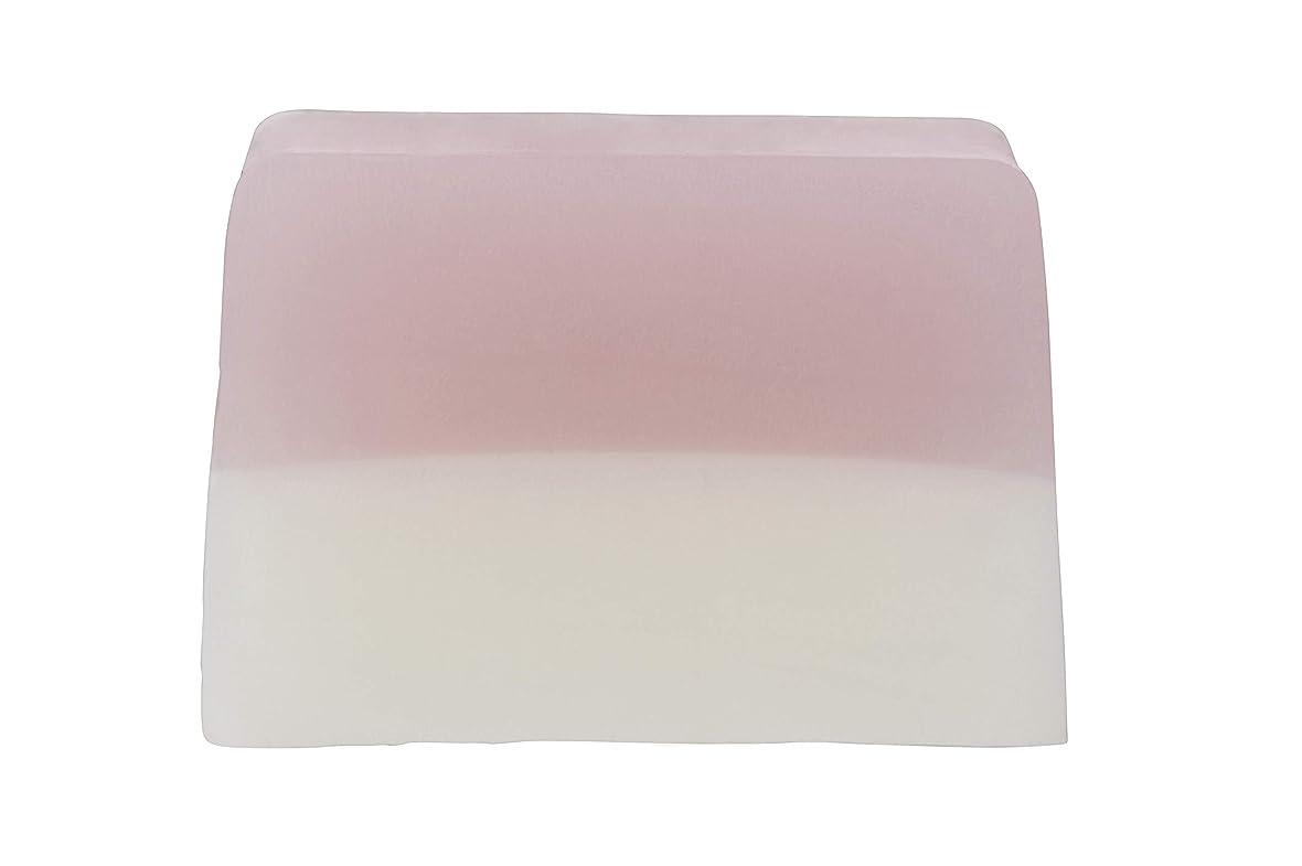 枯渇する引数ペイントROSE LABO(ローズラボ) 24ROSE ナチュラルソープR〈枠練り石鹸〉 100g