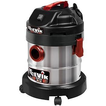 Stayer 1.1198 Aspirador para sólidos y líquidos con depósito