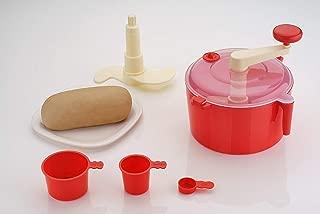Carazy Plastic Automatic Atta Roti Maker for Home(Multicolored)