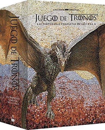 Juego De Tronos Temporada 1-6 Premium [DVD]