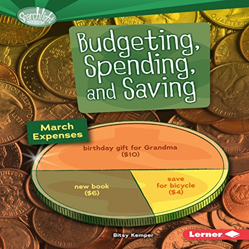 Budgeting, Spending, and Saving cover art