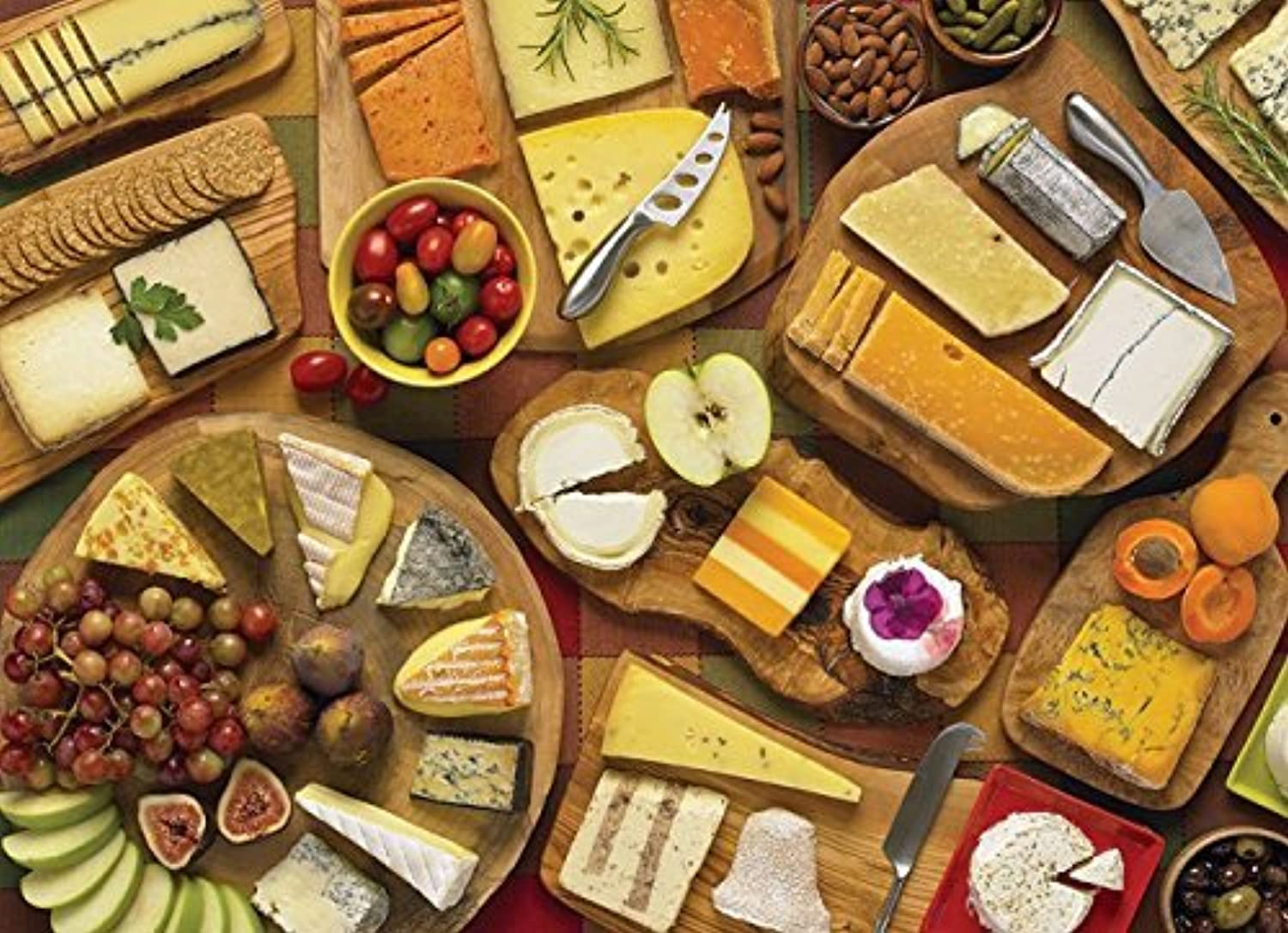 More Cheese Please by Cobble Hill   Outset Media