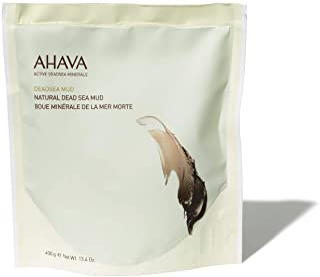 AHAVA Natural Dead Sea Mud for Body, 13.6 oz