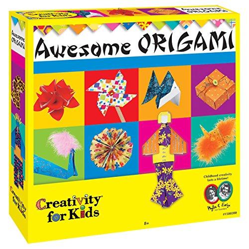 Creativity for Kids - Cfk1580 - Kit De Loisirs Créatifs - Génial Origami