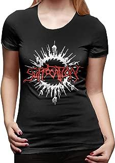 Best suffocation logo shirt Reviews